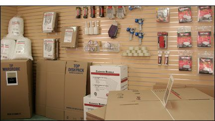 21702 Temescal Canyon Rd Corona, CA 92883 - Moving/Shipping Supplies