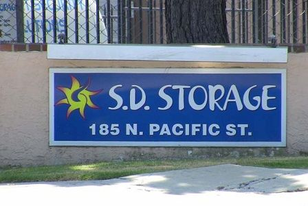 185 N Pacific St San Marcos, CA 92069 - Signage
