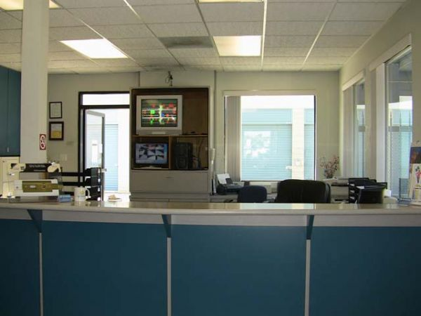 325 Trousdale Dr Chula Vista, CA 91910 - Front Office Interior