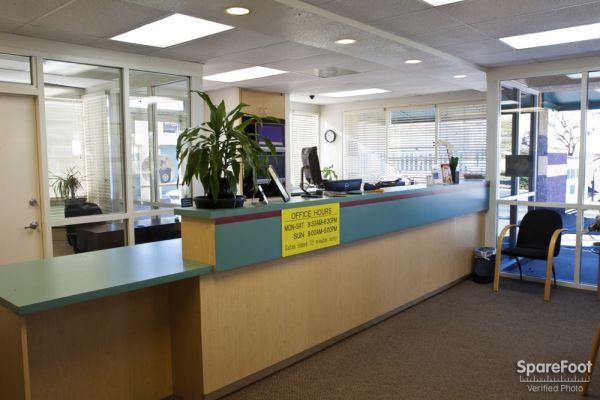 1934 E Taft Ave Orange, CA 92865 - Front Office Interior