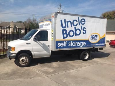 1435 Silverado Drive Houston, TX 77077 - Moving Truck