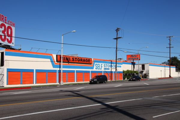 9635 Van Nuys Blvd Panorama City, CA 91402 - Road Frontage