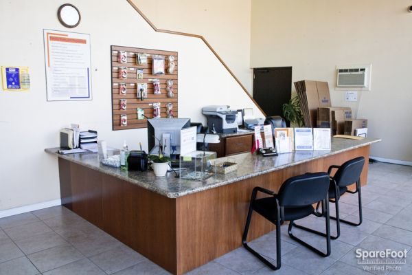 1761 W Katella Ave Anaheim, CA 92804 - Front Office Interior
