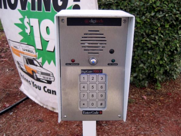 4592 Sandesara Dr Prince George, VA 23875 - Security Keypad