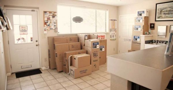 1913 Sherman St Alameda, CA 94501 - Moving/Shipping Supplies
