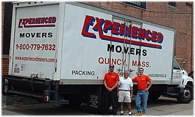 95 Old Colony Ave Quincy, MA 02170 - Moving Truck