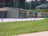 7341 Tribble Gap Rd Alto, GA 30510 - Security Gate