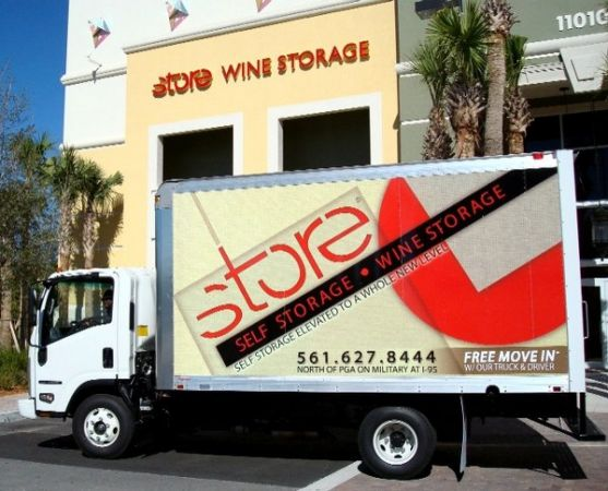11010 N Military Trl Palm Beach Gardens, FL 33410 - Moving Truck