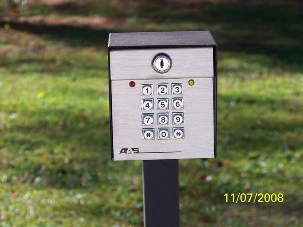 65 Perry Dr Snow Hill, NC 28580 - Security Keypad