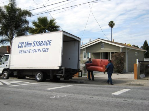 855 Parr Blvd Richmond, CA 94801 - Moving Truck