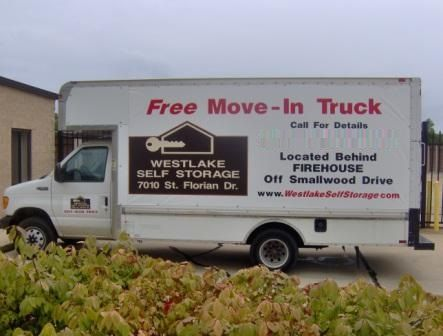 7010 Saint Florian Dr Waldorf, MD 20603 - Moving Truck