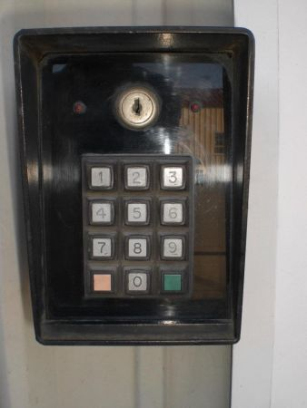 46 Industrial Way Greenbrae, CA 94904 - Security Keypad