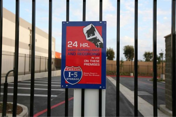2631 Michelle Dr Tustin, CA 92780 - Security Gate