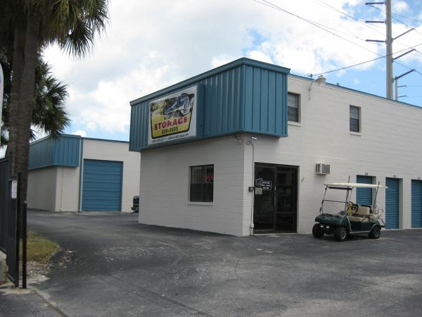 145 N. Charles Street Daytona Beach, FL 32114 - Drive-up Units