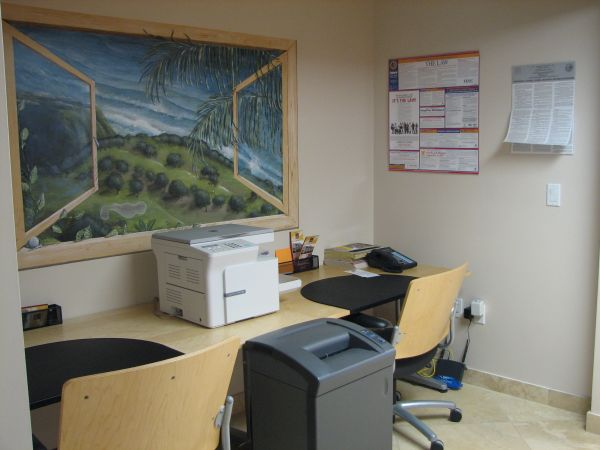 4511 Riviera Shores St San Diego, CA 92154 - Front Office Interior