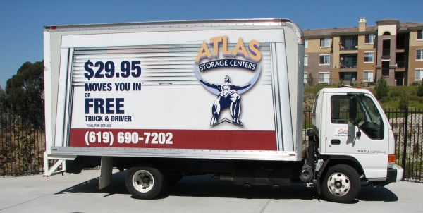 4511 Riviera Shores St San Diego, CA 92154 - Moving Truck