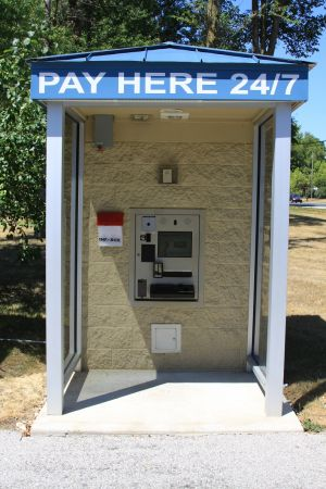 8355 Rockville Rd Indianapolis, IN 46234 - Rental Kiosk