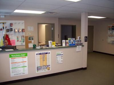 270 Cedarville Rd Easton, PA 18042 - Front Office Interior
