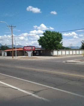 1100 E Madrid Ave Las Cruces, NM 88001 - Road Frontage