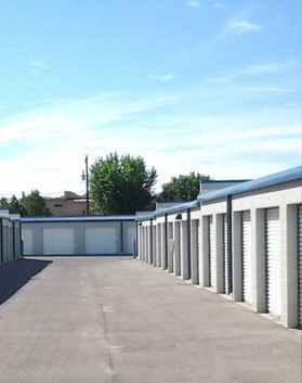 1100 E Madrid Ave Las Cruces, NM 88001 - Driving Aisle|Drive-up Units