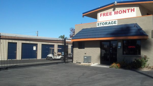 3167 Van Buren Blvd Riverside, CA 92503 - Storefront|Security Gate