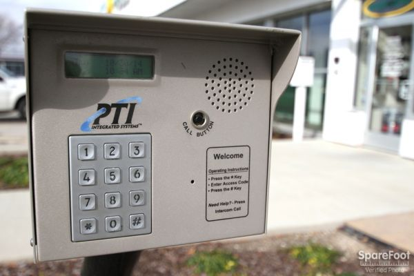 2100 Ogden Ave Lisle, IL 60532 - Security Keypad