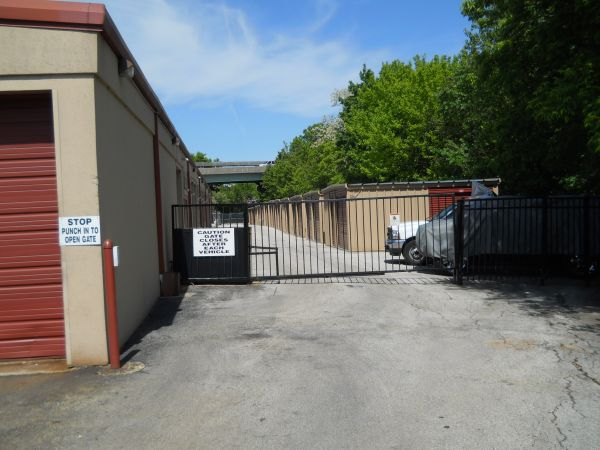 355 W Main St Norristown, PA 19401 - Security Gate