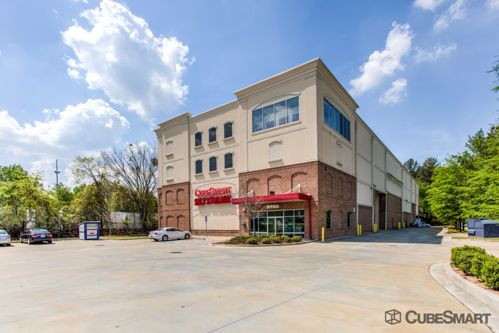 CubeSmart Self Storage - Atlanta - 1820 Marietta Blvd Nw & 15 Cheap Self-Storage Units Atlanta GA w/ Prices from $19/month