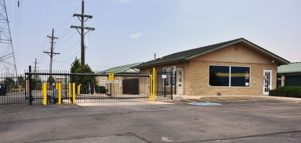 777 S Academy Blvd Colorado Springs, CO 80910 - Security Gate