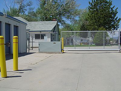 217 Cr-10e Berthoud, CO 80513 - Security Gate