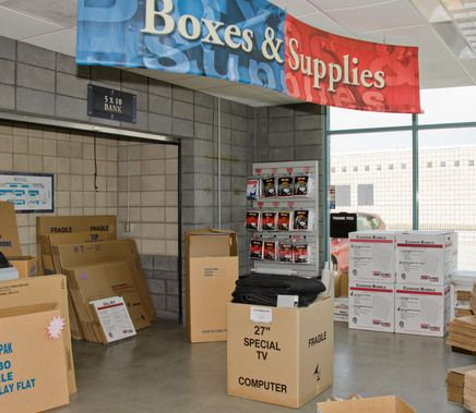 1562 N Main St Orange, CA 92867 - Moving/Shipping Supplies