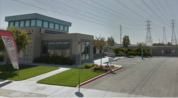 1562 N Main St Orange, CA 92867 - Road Frontage