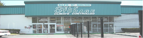 Exceptional Safe N Sound Self Storage   Groton
