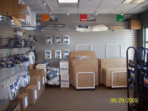 420 Rutherford Ave Charlestown, MA 02129 - Moving/Shipping Supplies