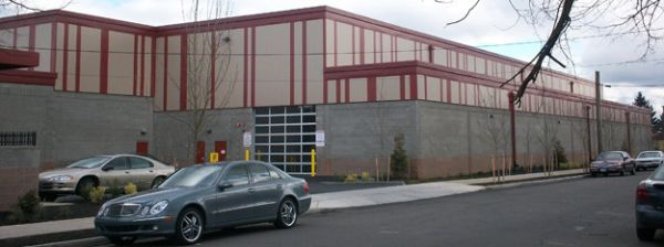 8190 N Lombard St Portland, OR 97203 - Road Frontage