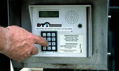3200 W Dallas St Houston, TX 77019 - Security Keypad