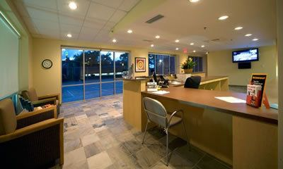 3200 W Dallas St Houston, TX 77019 - Front Office Interior