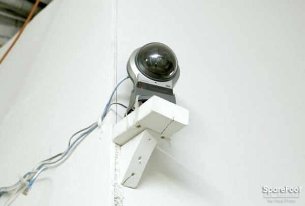 134 Massachusetts Ave Cambridge, MA 02139 - Security Camera