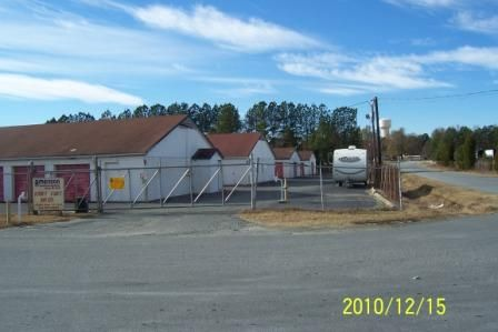 13304 E Independence Blvd Indian Trail, NC 28079 - Drive-up Units|Security Gate