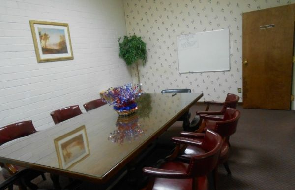 8539 Monroe Rd Charlotte, NC 28212 - Front Office Interior