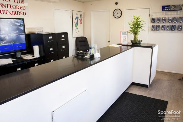 9111 Jordan Ave Chatsworth, CA 91311 - Front Office Interior