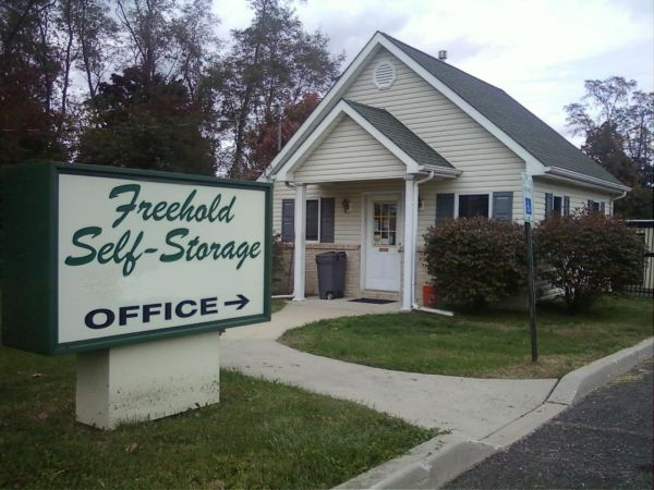 235 Jerseyville Ave Freehold, NJ 07728 - Signage