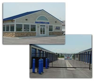575 Larry Power Rd Bourbonnais, IL 60914 - Security Gate|Storefront