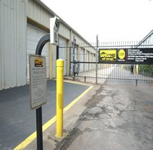 1001 Manhattan Blvd Harvey, LA 70058 - Security Gate