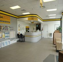 10770 Jefferson Hwy Baton Rouge, LA 70809 - Front Office Interior