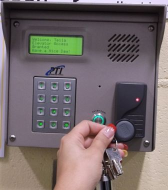 16701 Park Centre Blvd Miami, FL 33169 - Security Keypad