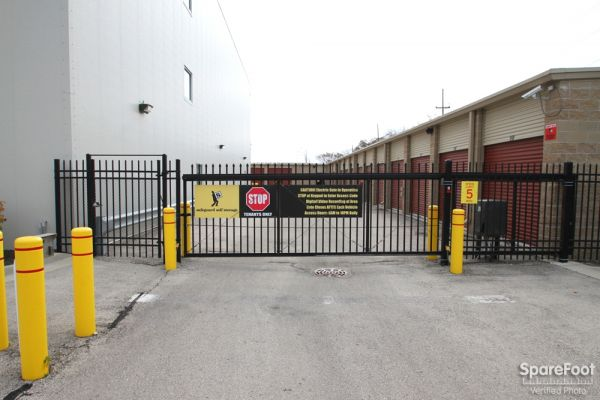 9001 West 47th Street McCook, IL 60525 - Security Gate