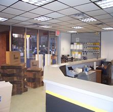 3301 N Causeway Blvd Metairie, LA 70002 - Front Office Interior