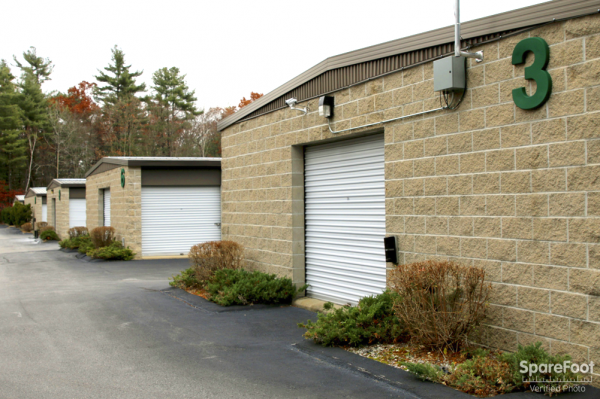 129 Rangeway Rd Billerica, MA 01862 - Drive-up Units