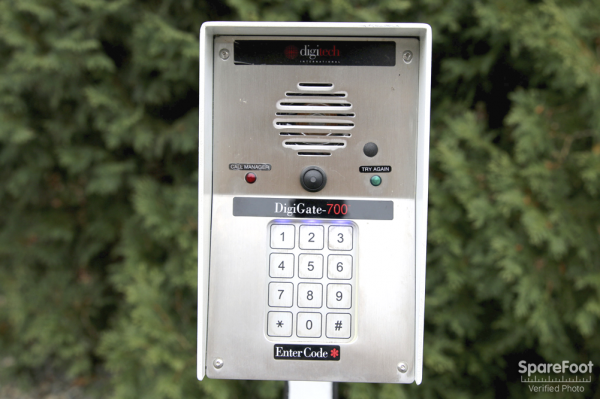 129 Rangeway Rd Billerica, MA 01862 - Security Keypad